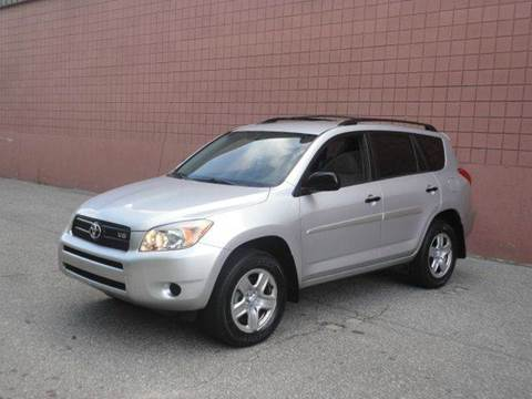 2008 Toyota RAV4 for sale at United Motors Group in Lawrence MA