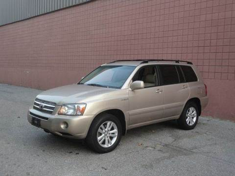2007 Toyota Highlander Hybrid for sale at United Motors Group in Lawrence MA