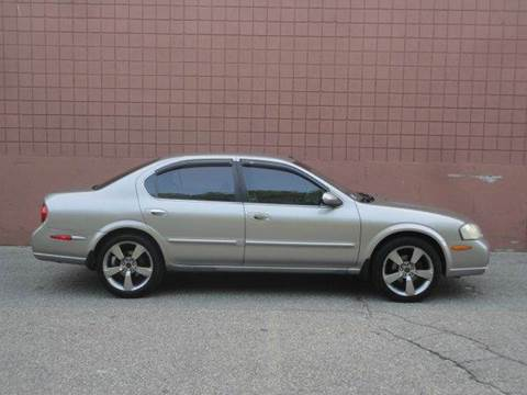 2001 Nissan Maxima for sale at United Motors Group in Lawrence MA