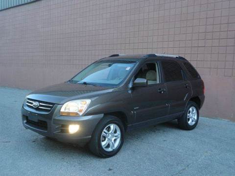 2006 Kia Sportage for sale at United Motors Group in Lawrence MA
