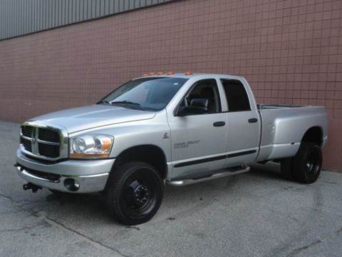2006 Dodge Ram Pickup 3500 for sale at United Motors Group in Lawrence MA