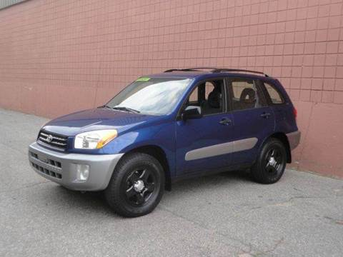 2003 Toyota RAV4 for sale at United Motors Group in Lawrence MA