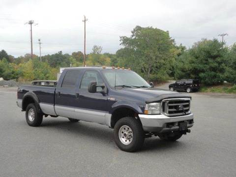 2002 Ford F-250 Super Duty for sale at United Motors Group in Lawrence MA
