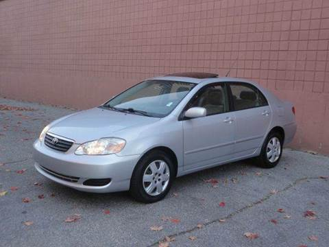 2006 Toyota Corolla for sale at United Motors Group in Lawrence MA
