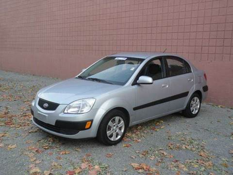2007 Kia Rio for sale at United Motors Group in Lawrence MA
