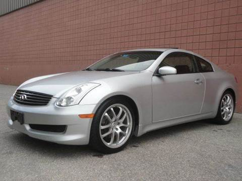 2006 Infiniti G35 for sale at United Motors Group in Lawrence MA