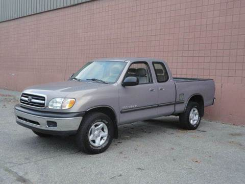 2002 Toyota Tundra for sale at United Motors Group in Lawrence MA