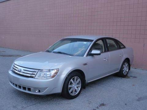 2008 Ford Taurus for sale at United Motors Group in Lawrence MA