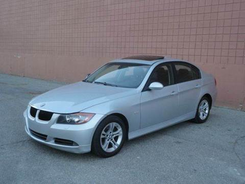 2008 BMW 3 Series for sale at United Motors Group in Lawrence MA