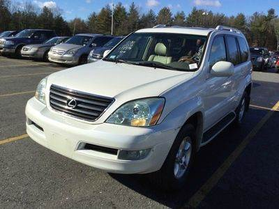2005 Lexus GX 470 for sale at United Motors Group in Lawrence MA