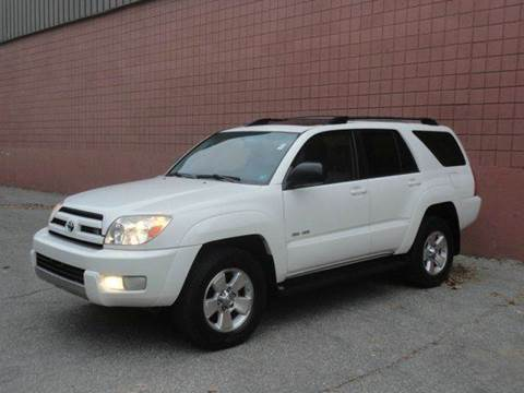 2004 Toyota 4Runner for sale at United Motors Group in Lawrence MA