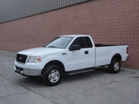 2005 Ford F-150 for sale at United Motors Group in Lawrence MA