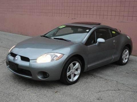 2007 Mitsubishi Eclipse for sale at United Motors Group in Lawrence MA