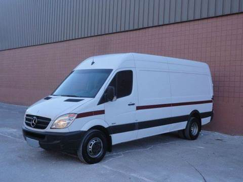 2010 Mercedes-Benz Sprinter Cargo for sale in Lawrence, MA