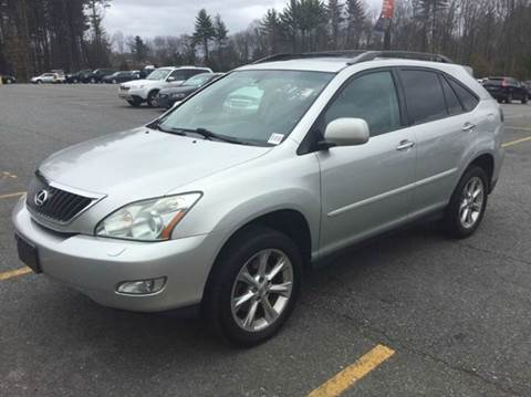 2008 Lexus RX 350 for sale at United Motors Group in Lawrence MA