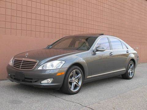 2007 Mercedes-Benz S-Class for sale at United Motors Group in Lawrence MA