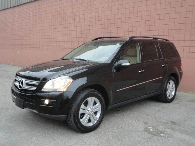 2007 Mercedes-Benz GL-Class for sale at United Motors Group in Lawrence MA
