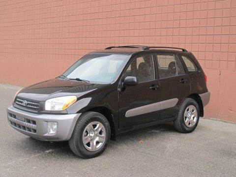 2002 Toyota RAV4 for sale at United Motors Group in Lawrence MA