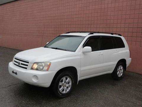 2003 Toyota Highlander for sale at United Motors Group in Lawrence MA