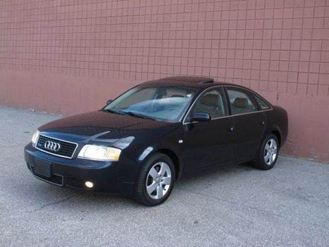 2003 Audi A6 for sale at United Motors Group in Lawrence MA