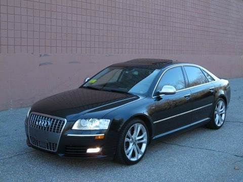 2009 Audi S8 for sale at United Motors Group in Lawrence MA