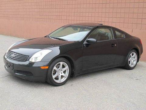 2007 Infiniti G35 for sale at United Motors Group in Lawrence MA