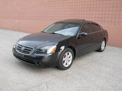 2003 Nissan Altima for sale at United Motors Group in Lawrence MA
