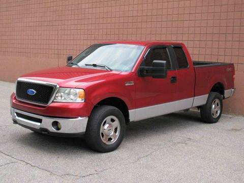 2007 Ford F-150 for sale at United Motors Group in Lawrence MA
