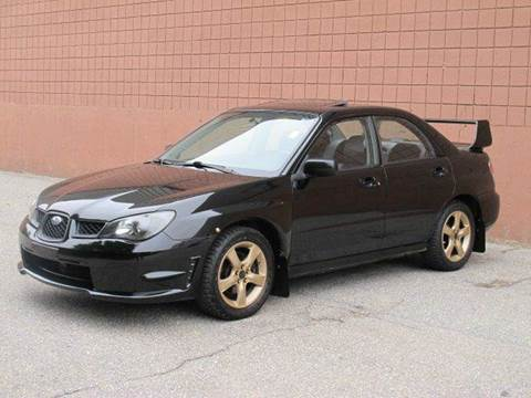 2007 Subaru Impreza for sale at United Motors Group in Lawrence MA
