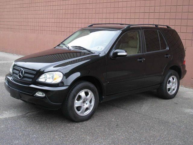 2003 mercedes ml320