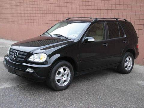 2003 Mercedes-Benz M-Class for sale at United Motors Group in Lawrence MA