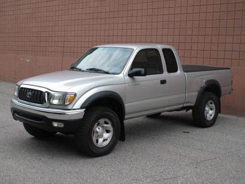 2002 Toyota Tacoma for sale at United Motors Group in Lawrence MA