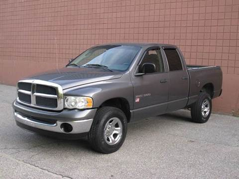 2003 Dodge Ram Pickup 1500 for sale at United Motors Group in Lawrence MA