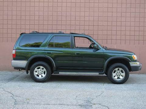 1999 Toyota 4Runner for sale at United Motors Group in Lawrence MA