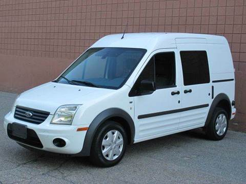 2012 Ford Transit Connect for sale at United Motors Group in Lawrence MA