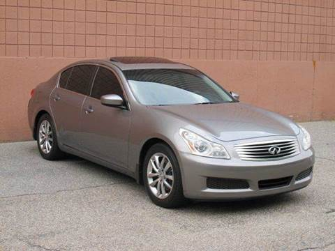 2009 Infiniti G37 Sedan for sale at United Motors Group in Lawrence MA