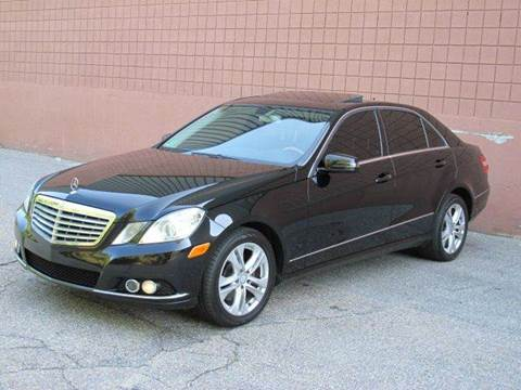 2010 Mercedes-Benz E-Class for sale at United Motors Group in Lawrence MA