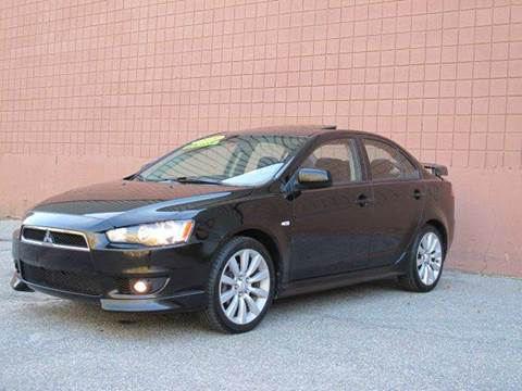 2009 Mitsubishi Lancer for sale at United Motors Group in Lawrence MA