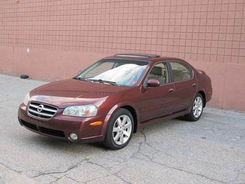2002 Nissan Maxima for sale at United Motors Group in Lawrence MA