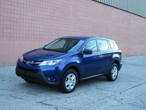 2014 Toyota RAV4 for sale at United Motors Group in Lawrence MA