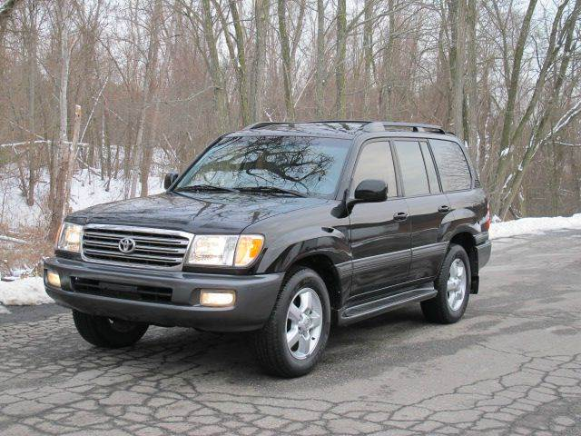 2003 Toyota Land Cruiser Base AWD 4dr SUV   Lawrence MA