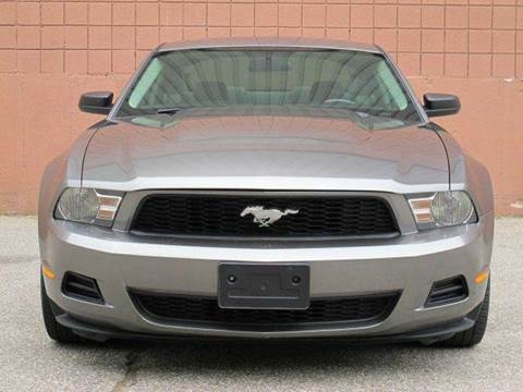2010 Ford Mustang for sale at United Motors Group in Lawrence MA