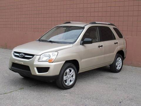 2009 Kia Sportage for sale at United Motors Group in Lawrence MA