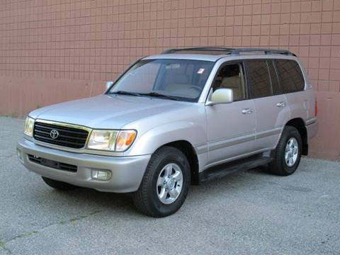 1999 Toyota Land Cruiser for sale at United Motors Group in Lawrence MA
