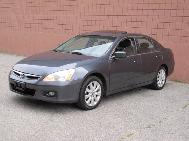 2007 Honda Accord Ex L >> 2007 Honda Accord Ex L V 6 4dr Sedan 3l V6 5a In Lawrence