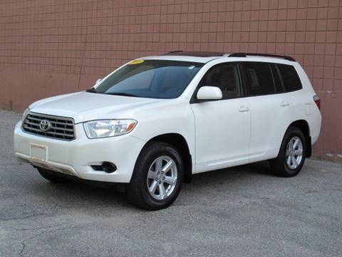 2010 Toyota Highlander for sale at United Motors Group in Lawrence MA