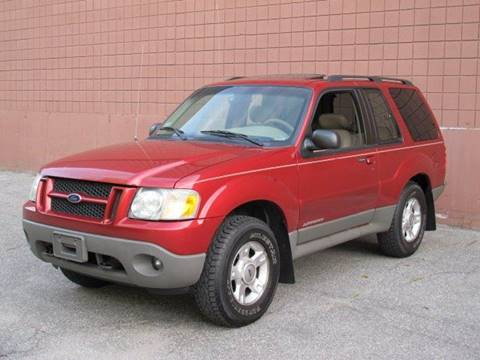 2002 Ford Explorer Sport for sale at United Motors Group in Lawrence MA