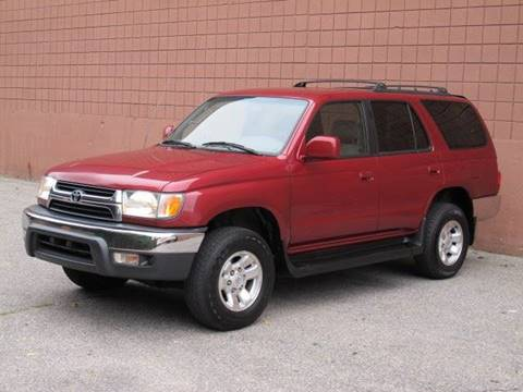 2002 Toyota 4Runner for sale in Lawrence, MA
