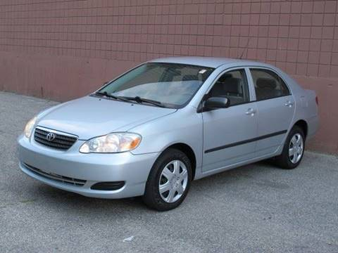 2007 Toyota Corolla for sale at United Motors Group in Lawrence MA