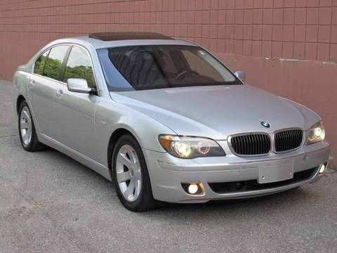 2006 BMW 7 Series for sale at United Motors Group in Lawrence MA